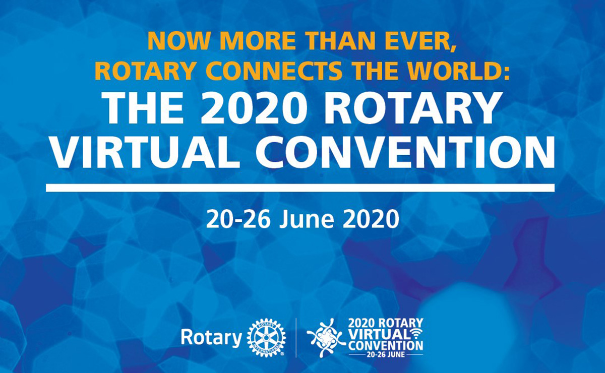 2020 Rotary Virtual Convention