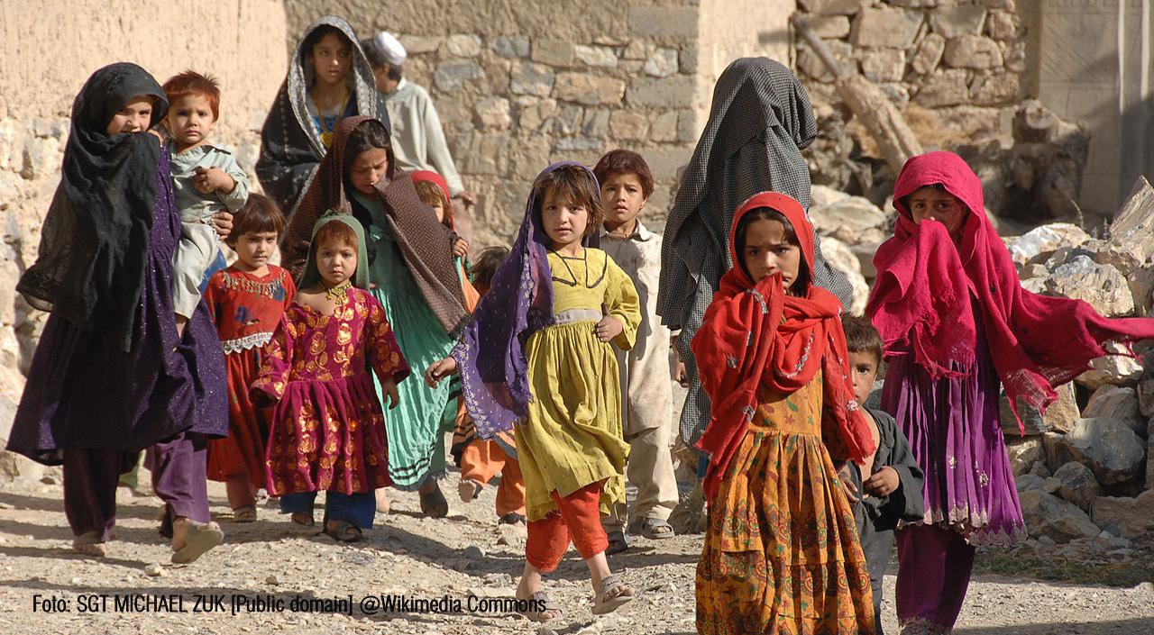 Afganistan o Afganska asylsökande
