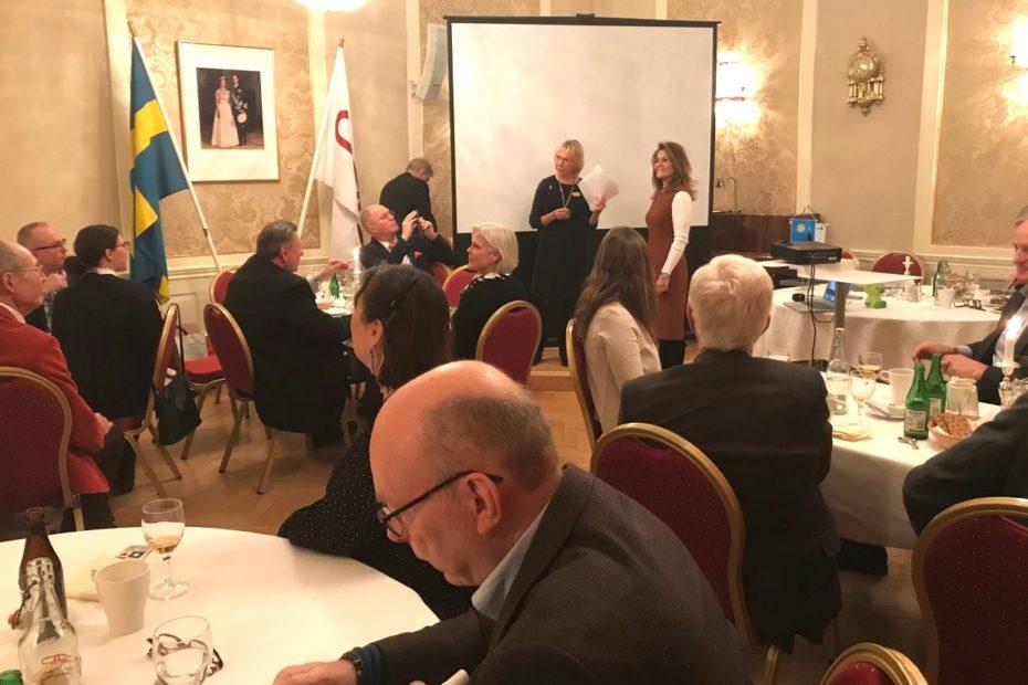 Stockholm Sergel Rotaryklubb - Nya medlemmar