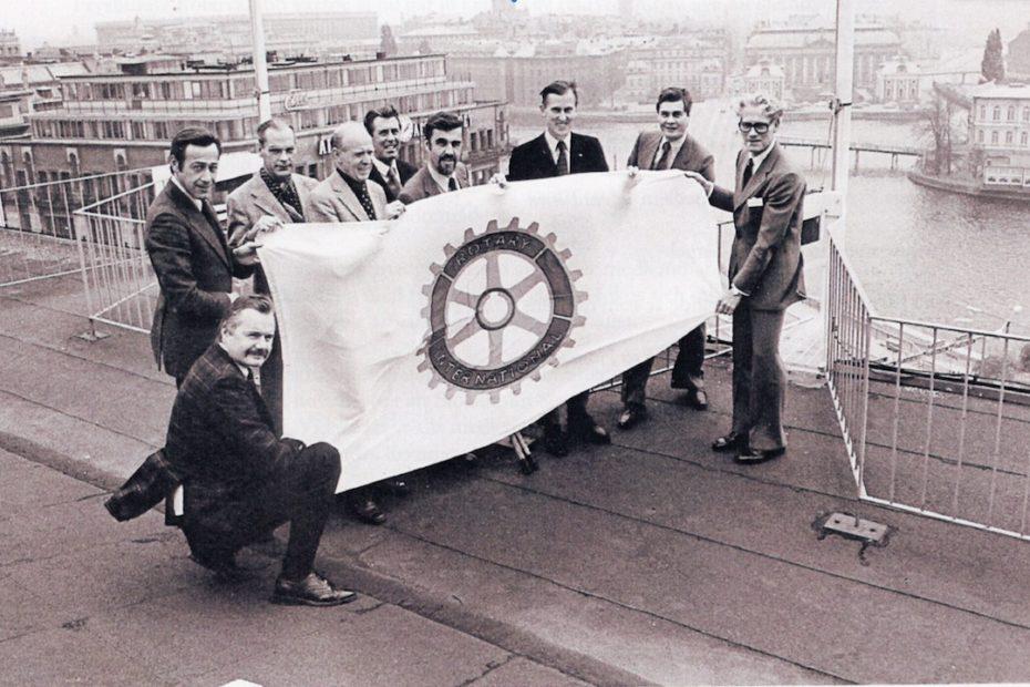 Stockholm-Sergel Rotaryklubb 1977-2007