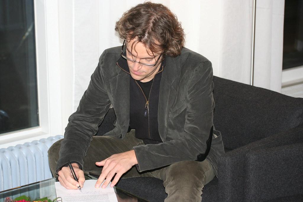 Andreas Bergh