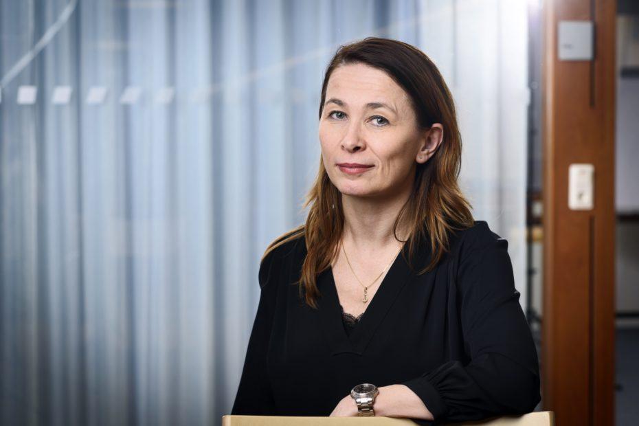 Ung Företagsamhets VD, Cecilia Nykvist