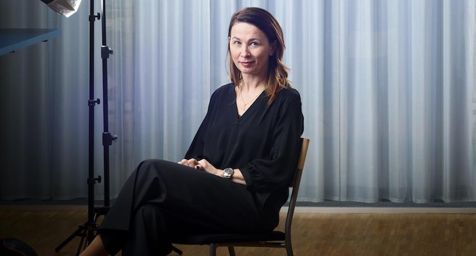 Cecilia Nykvist, Vd, Ung Företagsamhet Sverige